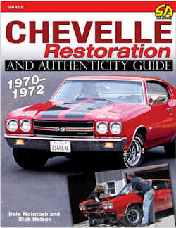 1970-1972 Chevelle Restoration Guide